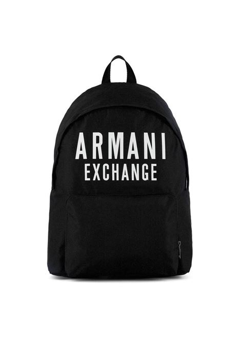ZAINO CON LOGO A CONTRASTO AX ARMANI EXCHANGE | Zaino | 9523369A12400020BLACK