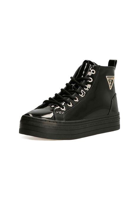 SNEAKERS ALTA BASKING VERNICE GUESS | Sneakers | FL7BSGPAF12BLACK