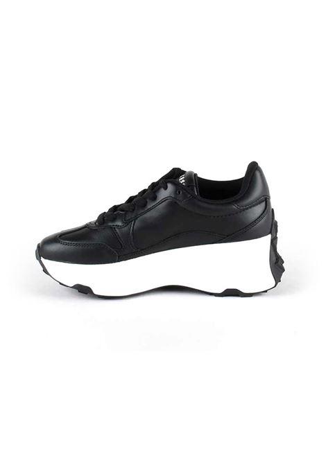 SNEAKERS MAXI LOGO GUESS | Sneakers | FL7CBBLEA12BLACK