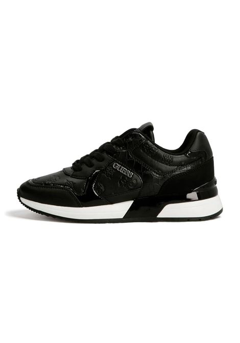 RUNNER MAYBEL 4G GUESS   Sneakers   FL7MYBFAL12BLKBL