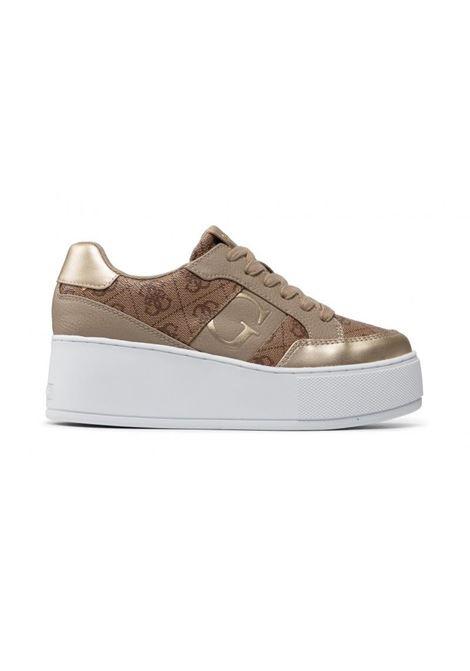 SNEAKERS NEIMAN 4G LOGO GUESS   Sneakers   FL7NEIFAL12BEIBR