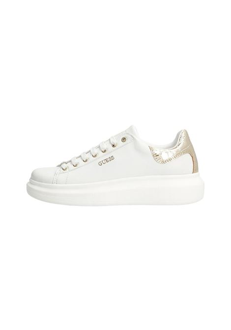 SNEAKERS SALERNO GUESS   Sneakers   FL7SALELE12WHIGO