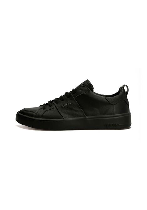 SNEAKER VERONA SCRITTA LOGO GUESS | Sneakers | FM7VERELE12BLACK