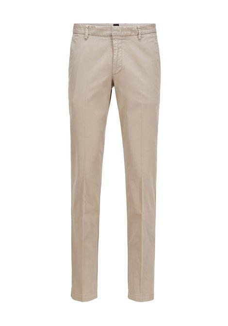 PANTALONE CHINO SLIM FIT HUGO | Pantalone | 50410310294OPENBEIGE