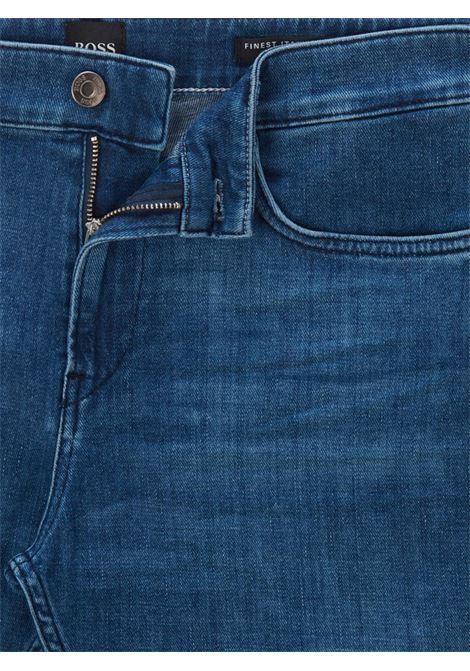 JEANS SLIM FIT HUGO | Jeans | 50438747420MEDIUMBLUE