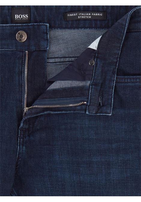 JEANS SLIM FIT HUGO | Jeans | 50438767415NAVY