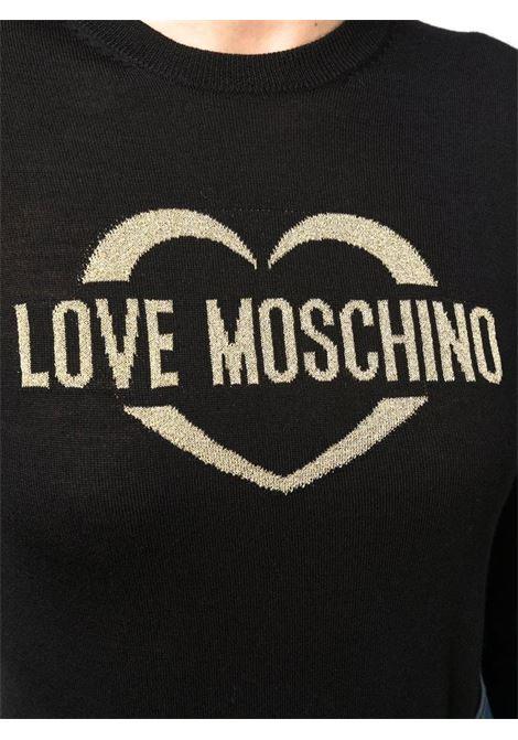 LOVE MOSCHINO |  | WS87G10X1376C74BLACK