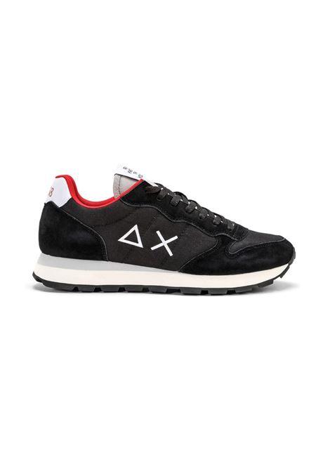 SNEAKERS TOM SOLID NYLON SUN68 | Sneakers | Z4110111NERO