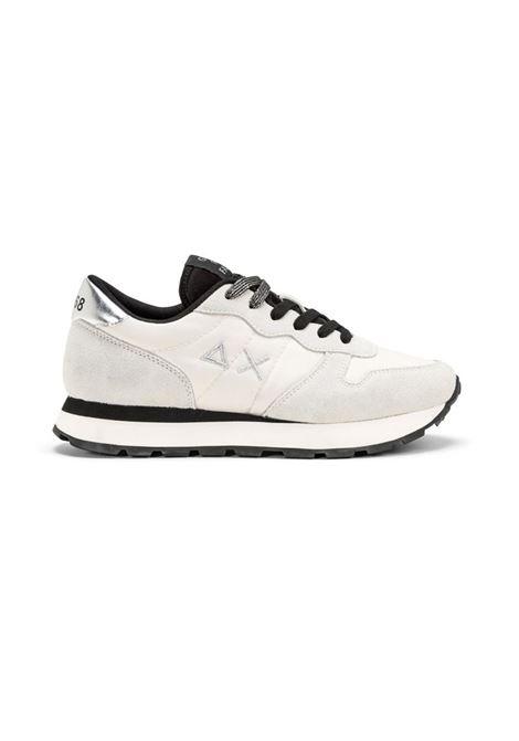 SNEAKERS ALLY SATIN SUN68 | Sneakers | Z4120231BIANCOPANNA