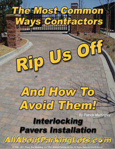 don't get ripped off by paver installation scams eBook