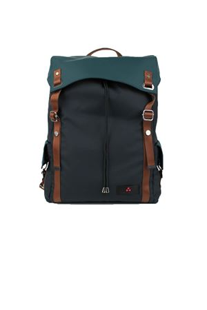 Two-tone nylon man backpack Peuterey | 45 | ALMAGRO215