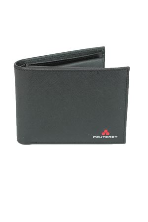 Portafogli con portamonete e portadocumenti in pelle Peuterey | 1612076599 | BLYWALNER