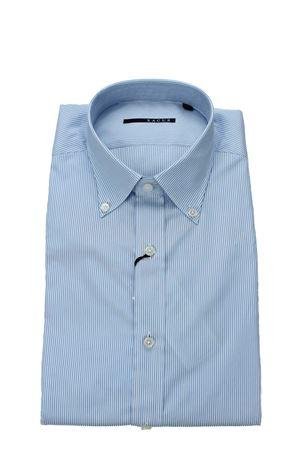 Camicia uomo cotone righe XACUS | -880150793 | 58391934002
