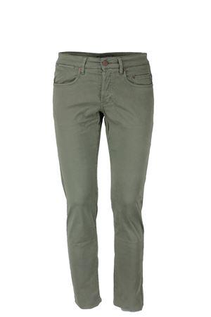 Pantalone 5 tasche raso cotone washed Siviglia | 146780591 | 22E2SP205318