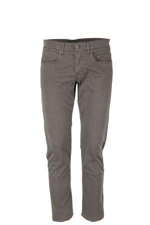 Pantalone 5 tasche raso cotone washed Siviglia | 146780591 | 22E2SP208695