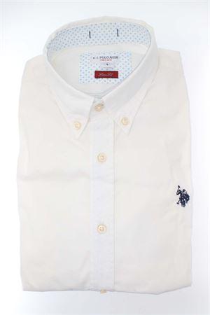 Camicia sportiva cotone unitostretch US Polo Assn | -880150793 | 3292749489400