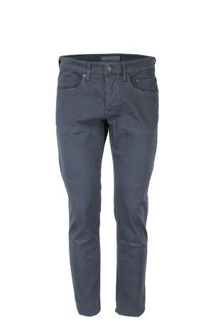 Pantalone 5 tasche cotone stretch microfantasia Siviglia | 146780591 | 23F2S0076846