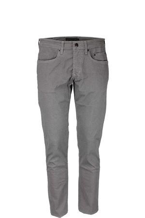 Pantalone 5 Tasche cotone stretch microfantasia Siviglia | 146780591 | 23F2S0092311