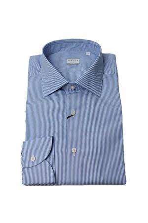Camicia cotone righe XACUS | -880150793 | 53211232052