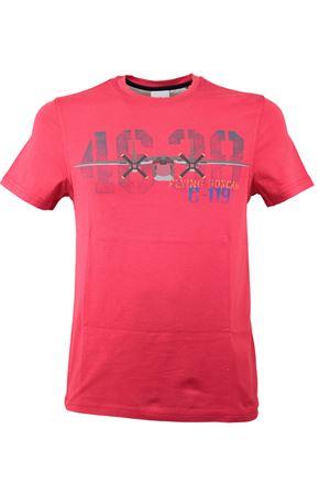 t-shirt manica corta aeronautica militare Aeronautica Militare | 34 | TS1341J36719193
