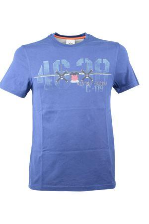 t-shirt manica corta aeronautica militare Aeronautica Militare | 34 | TS1341J3678234