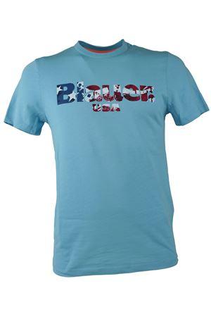 t-shirt manica corta BLAUER | 34 | BLUH02093004547833