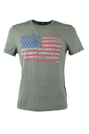 t-shirt blauer manica corta BLAUER | 34 | BLUH02151A02908683