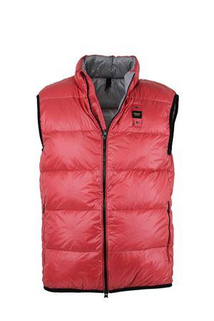 Feather man sleeveless vest BLAUER | 47 | BLUX03326004288562