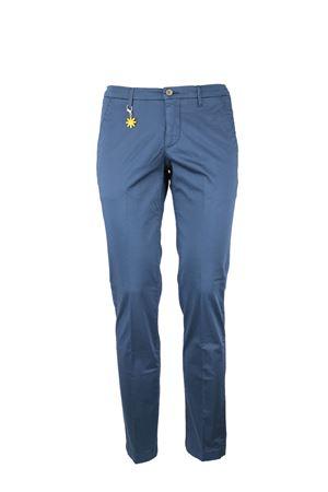 Pantalone uomo cotone stretch tasche america Manuel Ritz | 146780591 | 2232P1888T17335588