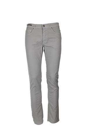 Pantalone 5 tasche cotone armaturato stretch Teleriazed | 146780591 | COBRAGB060