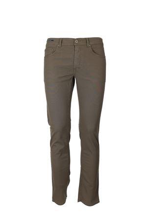Pantalone 5 tasche cotone armaturato stretch Teleriazed | 146780591 | COBRAGB780