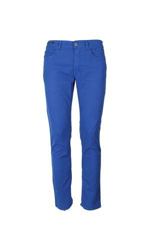 Pantalone 5 tasche cotone armaturato stretch Teleriazed | 146780591 | COBRAGB820