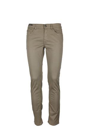 Pantalone 5 tasche raso di cotone stretch Teleriazed | 146780591 | COBRARV710