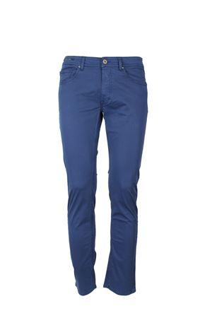 Pantalone 5 tasche raso di cotone stretch Teleriazed | 146780591 | COBRARV830