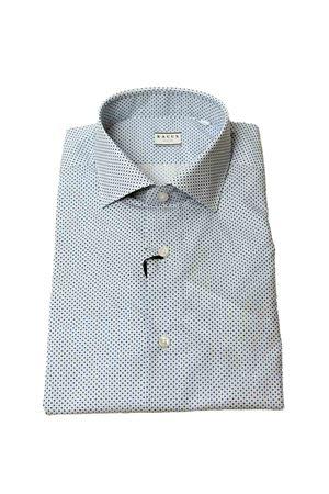 Camicia sportiva cotone fantasia XACUS | -880150793 | 65881530003