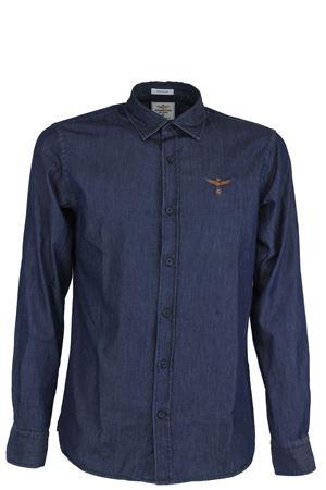 Camicia jeans demin uomo Aeronautica Militare | -880150793 | CA99713065