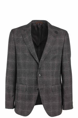 Giacca uomo field jacket lana quadri HUGO BOSS | 1524822584 | JESTOR0698202