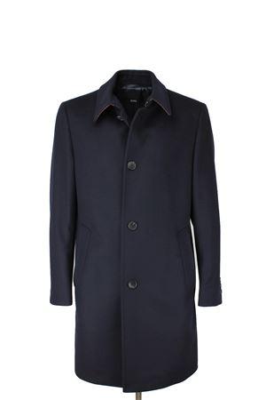 Cappotto soprabito corto lana cachemire HUGO BOSS | -438152340 | TASK2381402