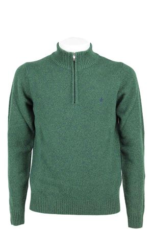 Maglione lupetto zip lana BROOKSFIELD | 435618598 | 203GK0210031