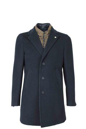 Cappotto lana 3/4 con pettorina staccabile Manuel Ritz | -438152340 | 2332C4548X117372989