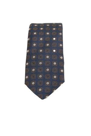 Cravatta pura seta fantasia OLD CREST | -1559895662 | CRC2401
