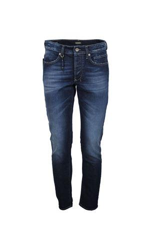 Jeans uomo 5 tasche stretch Siviglia | 4 | 23O2S4126002