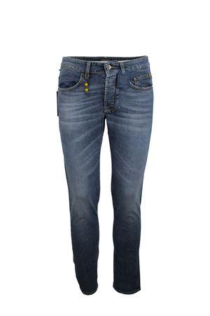 Jeans denim uomo 5 tasche stretch Siviglia | 4 | 23Q2S4026001