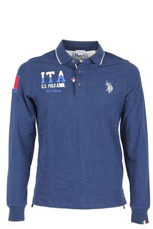 Polo manica lunga Italia limited edition US Polo Assn | 34 | 4269047773177