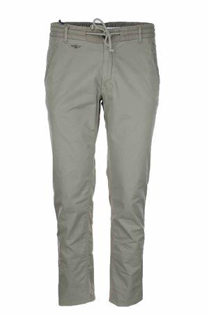 Pantaloni cotone con coulisse laccio. Aeronautica Militare | 146780591 | PA128257345