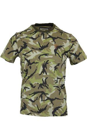 T-shirt mezza manica camouflage Aeronautica Militare | 34 | TS146890412