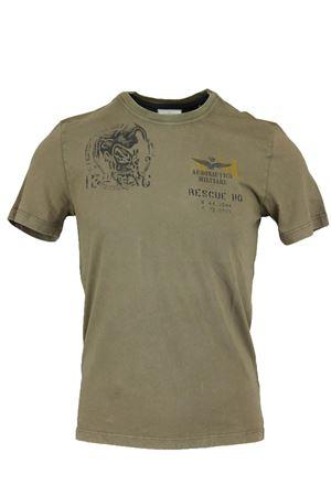 T-shirt mezza manica Rescue HQ Aeronautica Militare | 34 | TS151707198