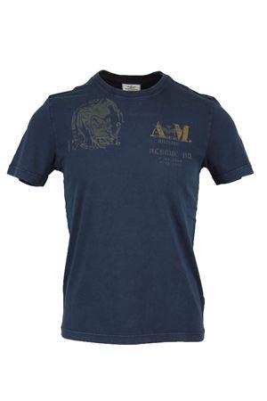 T-shirt mezza manica Rescue HQ Aeronautica Militare | 34 | TS151708184