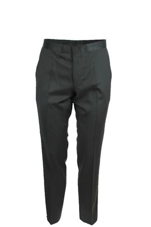 Pantalone con banda laterale in raso GILIAN HUGO BOSS | 146780591 | GILIANCYL1512001