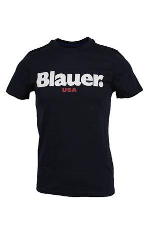 T-shirt mezza manica Blauer USA BLAUER | 34 | BLUH02120004547894